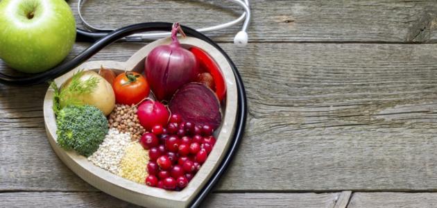 تغذية مرضى ضغط الدم