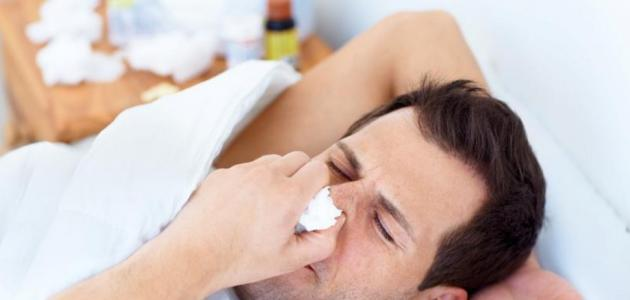 أعراض حساسية الأنف