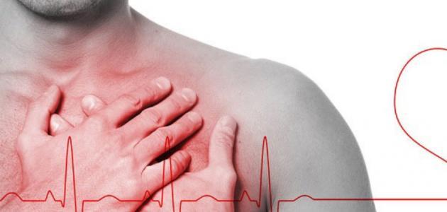 اعراض مشاكل القلب