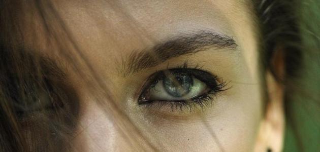 إجهاد العين المزمن