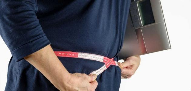 أمراض زيادة الوزن