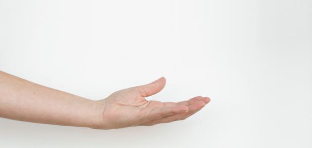 احمرار اليدين في الشتاء