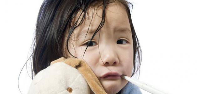 أعراض مرض التيفوئيد