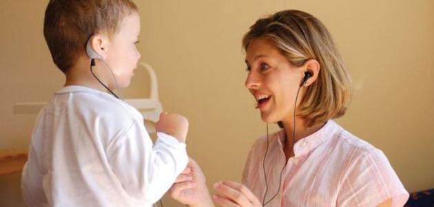 علاج ضعف السمع عند الأطفال بالأعشاب