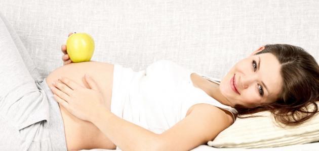 بداية الشهر الخامس من الحمل