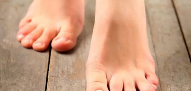 سبب ألم كاحل القدم
