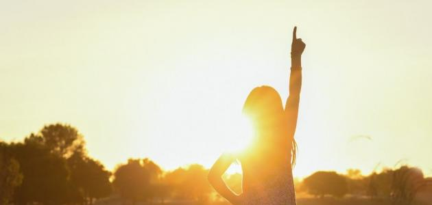 حساسية الشمس