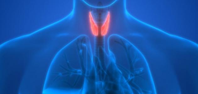 انخفاض ضغط الدم والغدة الدرقية