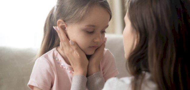 سبب سواد الرقبة عند الأطفال