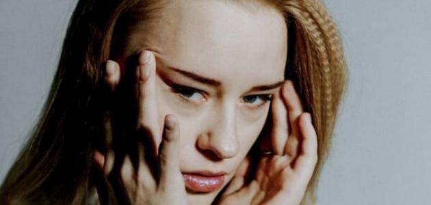 أعراض لفحة الرأس