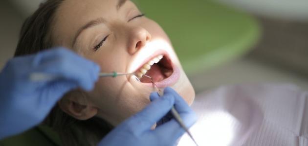 ما هي الأسنان المنطمرة؟