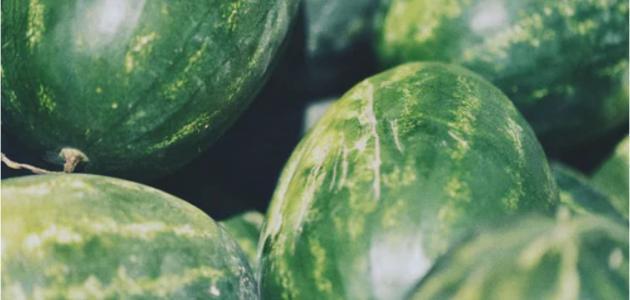 ما هي الفواكه قليلة السعرات الحرارية