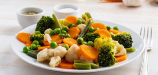 ما هي الخضراوات قليلة السعرات الحرارية؟