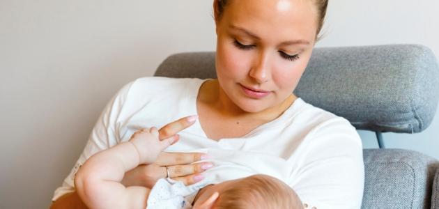 مأكولات تدر الحليب للمرضع