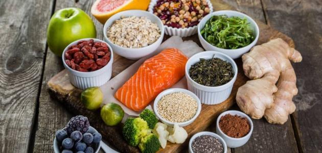 رجيم صحي لإنقاص الوزن