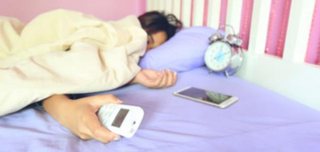 نصائح تساعدك على النوم خلال موجات الحر