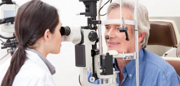 ماهو علاج العين