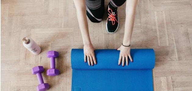 هل يمكن ممارسة الرياضة أثناء الدورة الشهرية؟