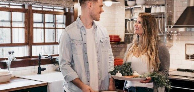 ما أسباب زيادة الوزن بعد الزواج؟