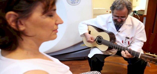 هل يمكن العلاج بالموسيقى؟