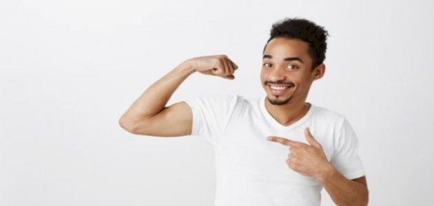 كم من الوقت يحتاج بناء العضلات في الجسم؟