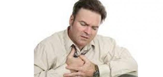 آلام الصدرية
