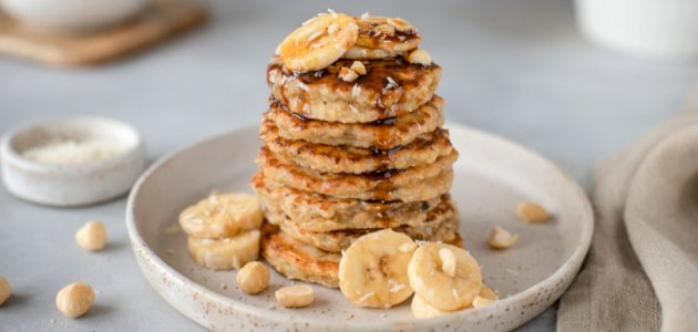 بان كيك الشوفان الصحي: تعرف على قيمته الغذائية!
