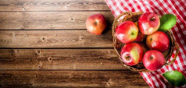 السعرات الحرارية في التفاح: معلومات قد تهمك!