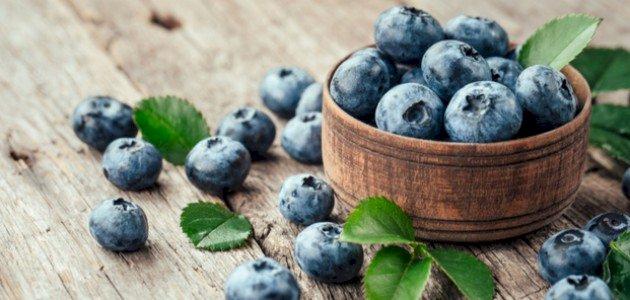 هل يفيد التوت الأزرق مرضى السكري؟