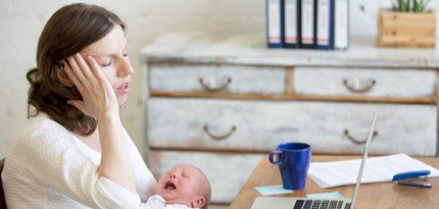 آلام ما بعد الولادة