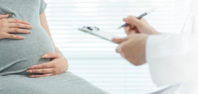 شكل الجنين في الشهر الخامس من الحمل