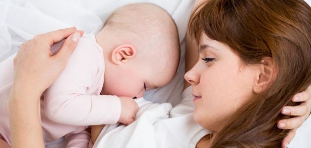 طريقة الرضاعة الطبيعية