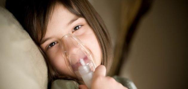 علاج الربو عند الاطفال