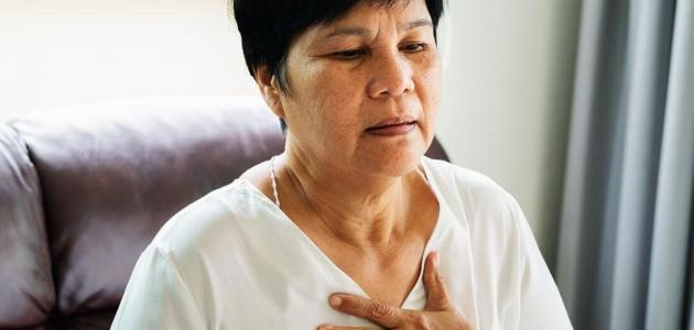التهاب القصبة الهوائية