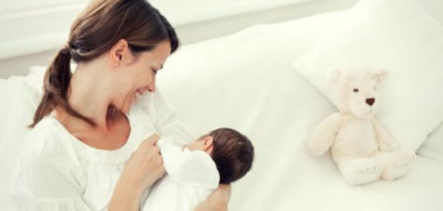 الرضاعة الطبيعية وزيادة الوزن