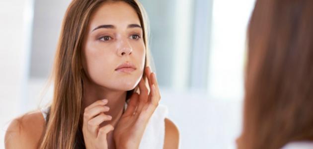 علاج الوجه