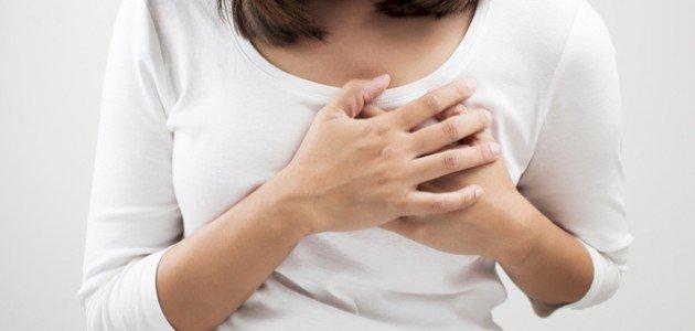 ألم الثدي دليل على الحمل