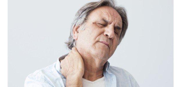 ألم الغدد اللمفاوية في الرقبة