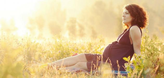 شكل إفرازات الحامل بالصور