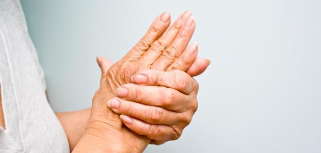 ألم مفصل اليد