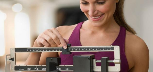 المأكولات التي تنقص الوزن