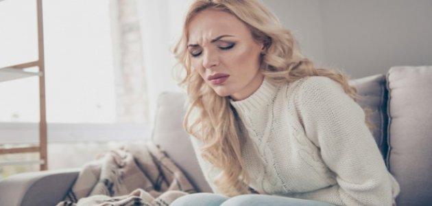 المغص والإسهال من علامات الحمل