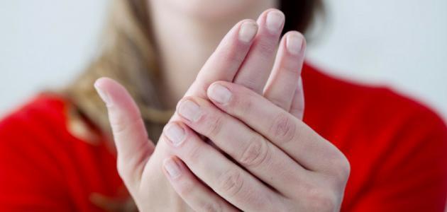أمراض أصابع اليد