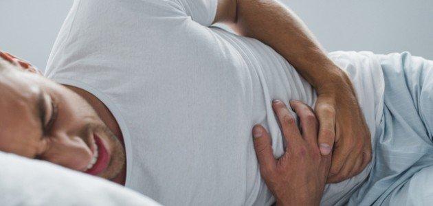 علاج غثيان المعدة