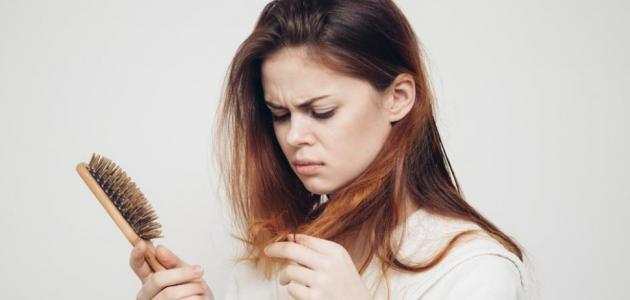 فيتامين لمنع تساقط الشعر