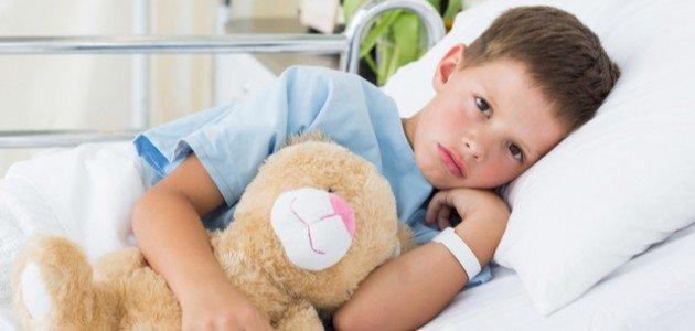 عملية الخصية المعلقة للاطفال