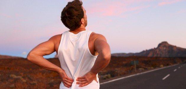 علاج تمزق عضلات الظهر