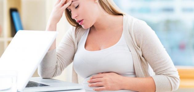 ماذا تفعل في الشهر التاسع من الحمل