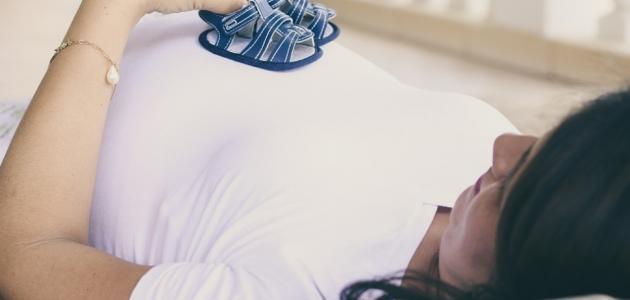 موعد الولادة بالاسابيع