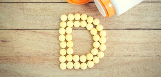 ما أعراض نقص فيتامين د